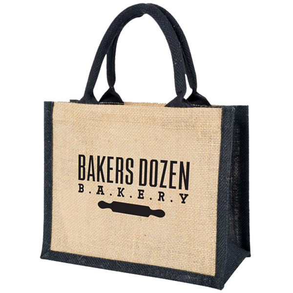 Custom Logo Eco Friendly Zipper Folding Recyclable jute Cotton Canvas Shopping Tote Bag with Pocket