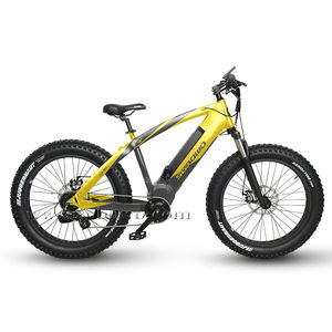 OEM Factory SOBOWO Q7-6-1 750W/1000W Powerful Fat Tyre Off-road Electric Bicycle/Electric Bike