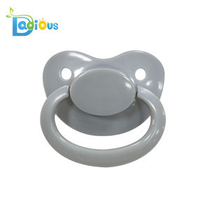 Silicone Pacifier For Newborns Transparent Bling Pacifier Baby Nipple