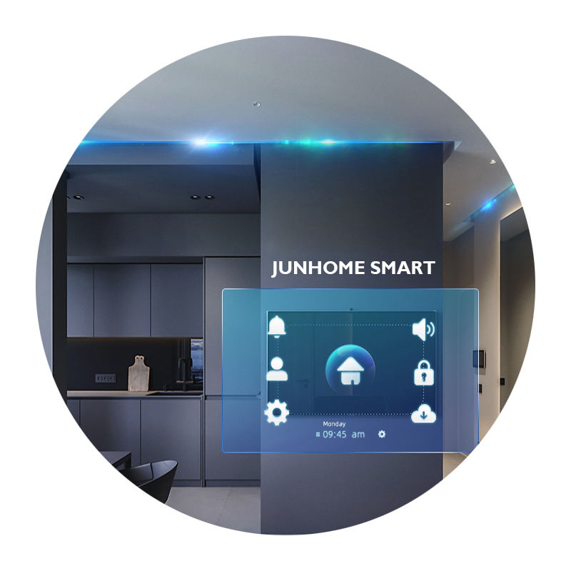 JUNHOME Smart Home system ,High Quality Smart Home Automation, Smart Home Solution System