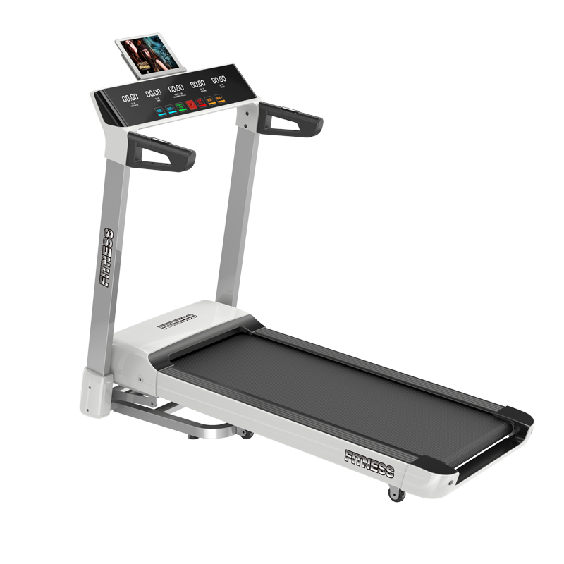 3.0HP Commercial Gym Running Machine Club Lcd/led Foldable Motorized Treadmill Home Fitness