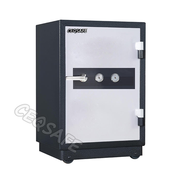 Fire proof quality high security home safe resistant fireproof sentry double lock structure cabinet box fireproof safe