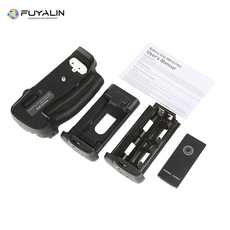 D500 Camera battery grip holder for Nikon D500 DSLR Camera work with EN-EL15 battery as MB-D17