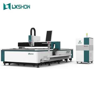 2020 LXSHOW high cutting precision 1000w fiber optic laser cutting machine / industrial laser cutting machine