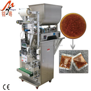 Hot Selling Fruit Pulp Packing Machine With CE Certificate