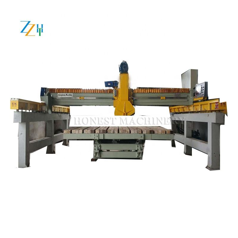 China Manufacturer Machine For Cut Natural Stone / Big Stone Cutting Machine / Bridge Saw Stone Cutting Machine