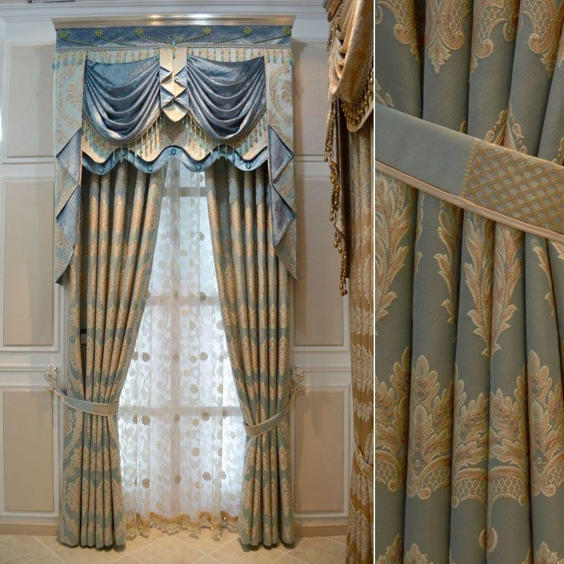 Custom Made Turkish Laser Cut Curtain