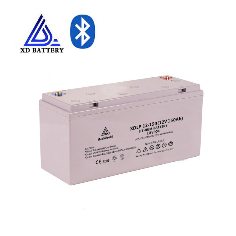 wholesale cheap deep cycle nominal capacity rocket battery 12v 150ah price for rv ev car yacht party
