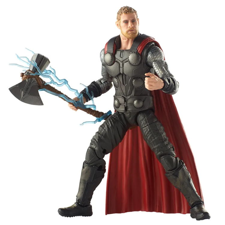 custom movable plastic thor manufacturer, custom 3D action figure toys, custom made 3D action figure
