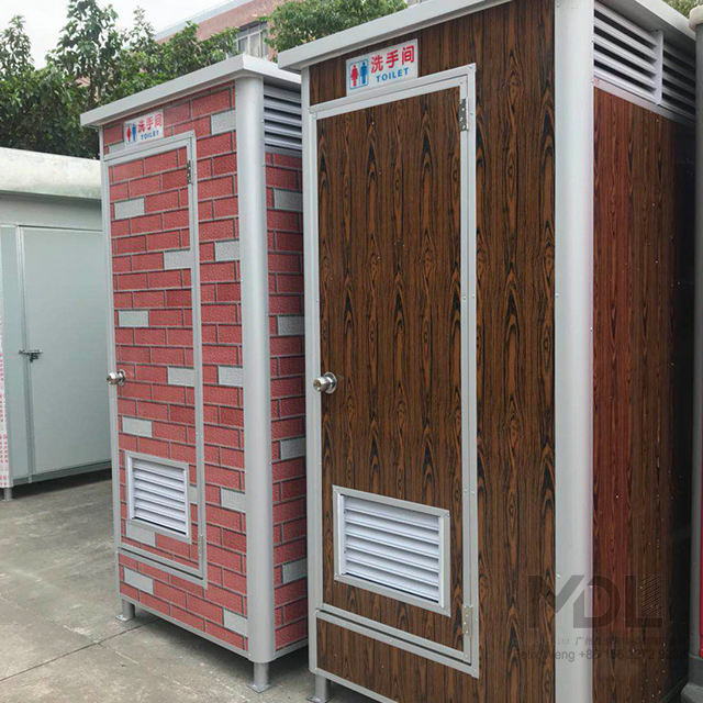 China Goedkope <span class=keywords><strong>Outdoor</strong></span> Openbare Draagbare Mobiele Prefab Eps Sandwich Panel Toilet Voor Parken