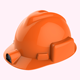 Good design mining smart helmet with specialized sweatband