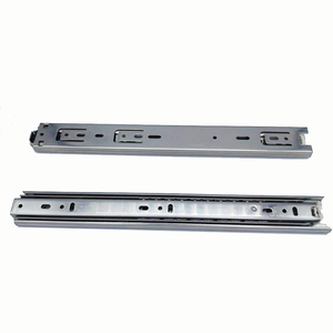 Custom Furniture Drawer Slide Soft Close Undermount Ball Bearing Drawer Slide