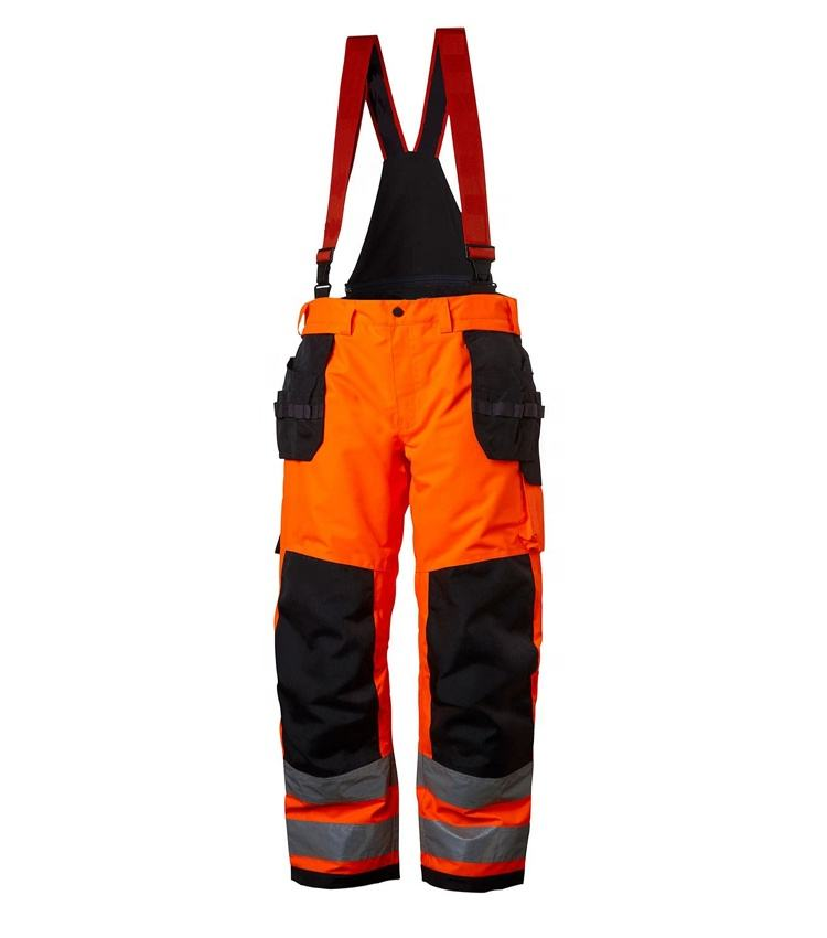 Großhandel Working Bib Pants Overall New Fashion Design Männer Lätzchen Car painter Overalls Working Bib Pant