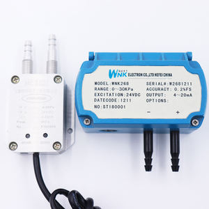 4-20mA Differential Pressure Transmitters For Gas Differential Pressure Measurement