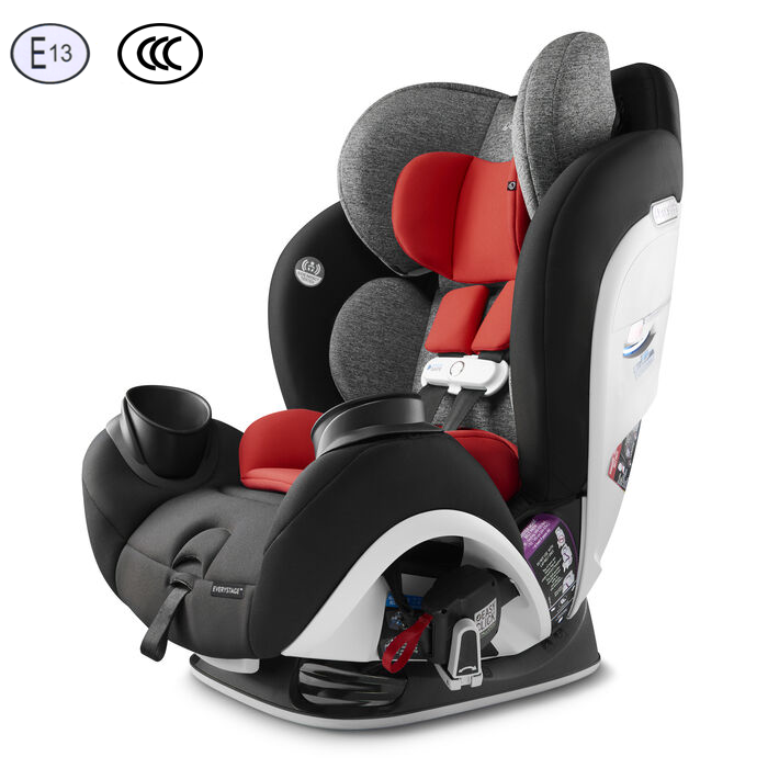 Safety booster baby car seat / chair with backrest adjustable and detachable