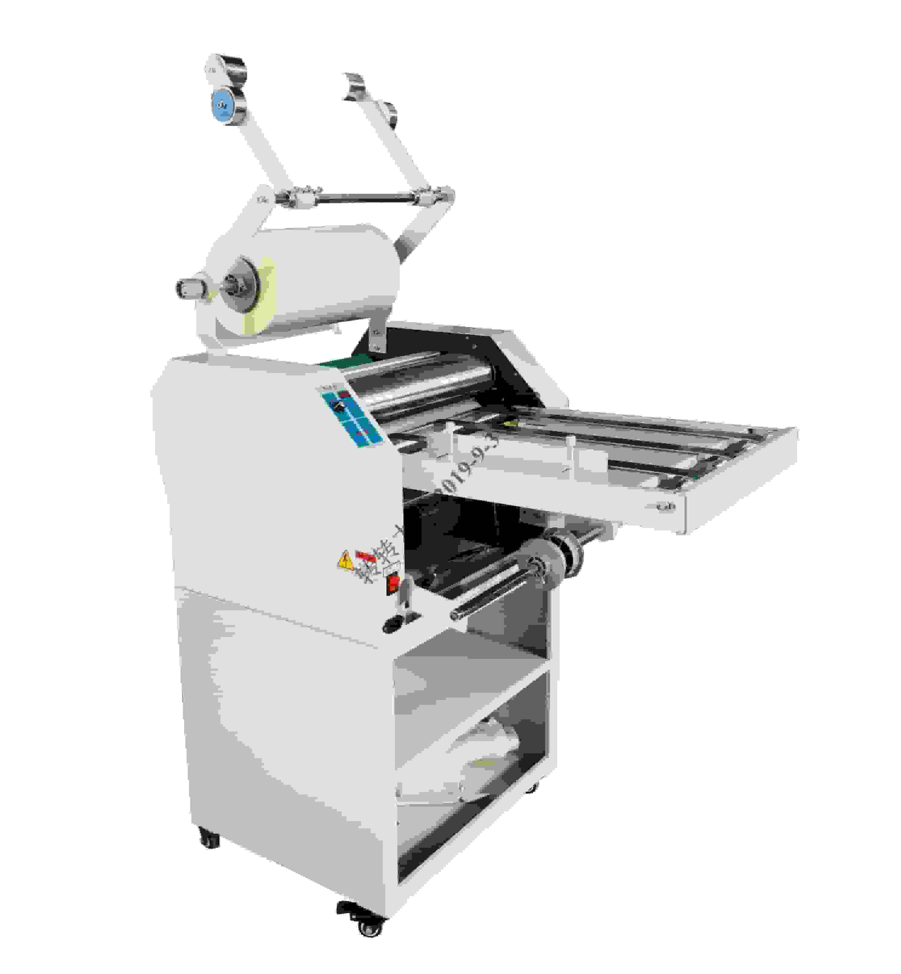 1100mm hot and cold roll automatic thermal laminating machine