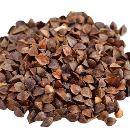 Good quality dry sweet buckwheat hulls / buckwheat shells for meditation pillows and bed pillows