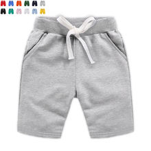 high quality 100%cotton custom print baby kid short pants children wholesale boys short