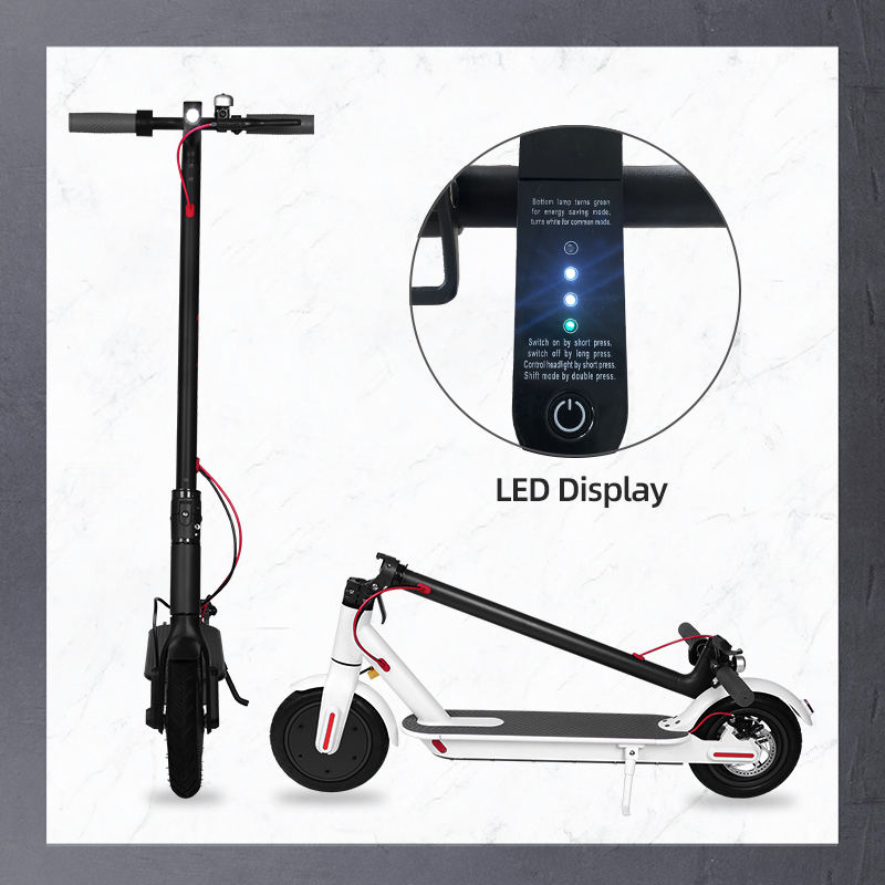 New Fashion Kick Adult Foldable Sport Two Wheel Adult Electric Scooters