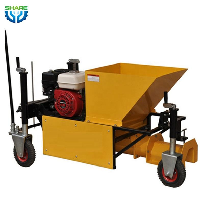 small concrete curbing machine stamp curb rollers and gutter machine