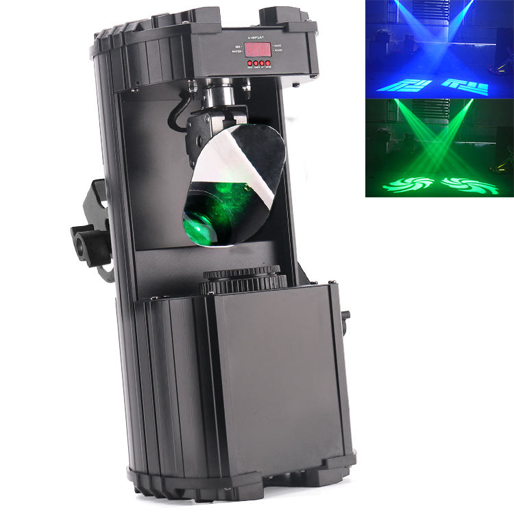 Stage Lighting fixtures 30W White DJ LED Scanner DMX for dj disco night club scanner light