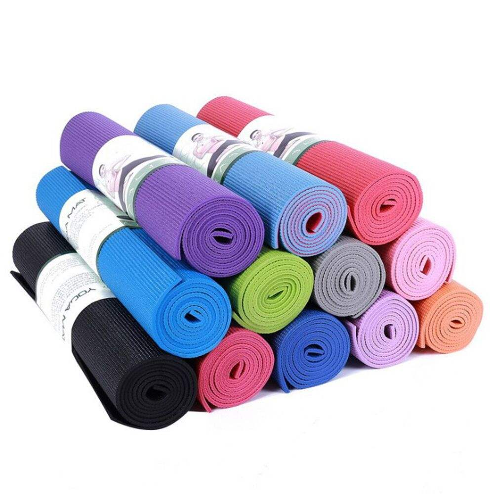 TOPKO hot selling fitness start kit para iniciantes de yoga eco friendly esteira da ioga do PVC