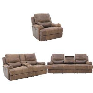 Heated Leather Sofa Chaise Arab Modern