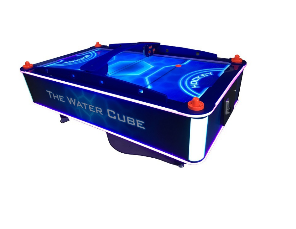 Hockey game machine coin operated air hockey table redemption ticket game with wholesale price