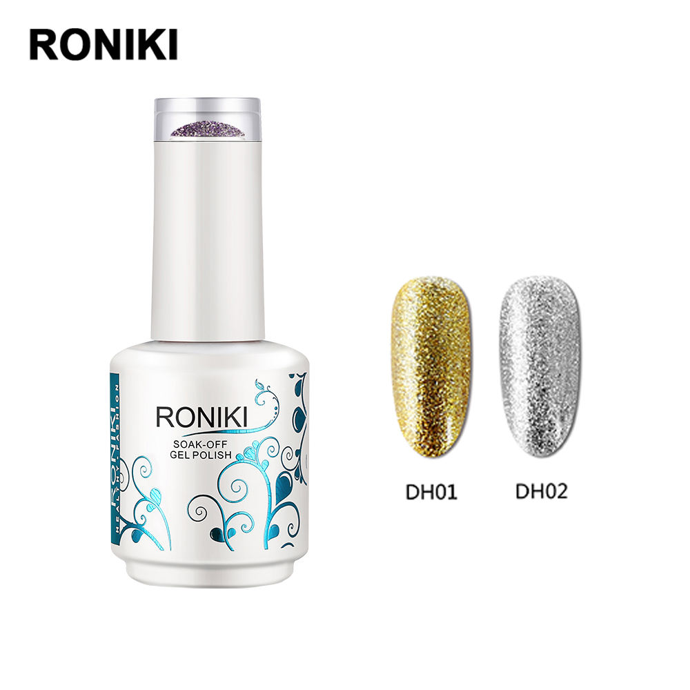RONIKI Private Label Vernis Nail Polish Semi Permanente Campione Gratuito Global Fashion Gel UV