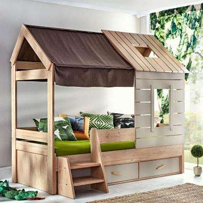 Well Priced house loft bed dog bunk good price