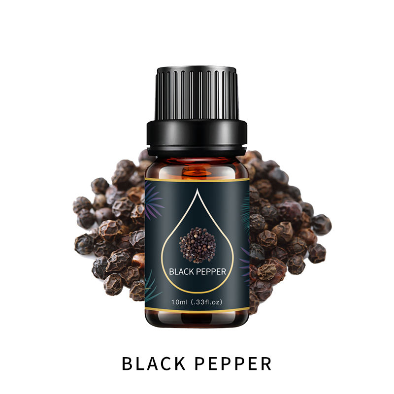New Design Diffuser Oils Hot Selling Factory Black Pepper Essential oil