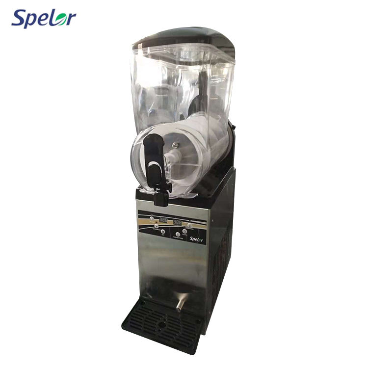 High Capacity China Manufacture Commercial Large Single Tank Ice Machine Slush Machines