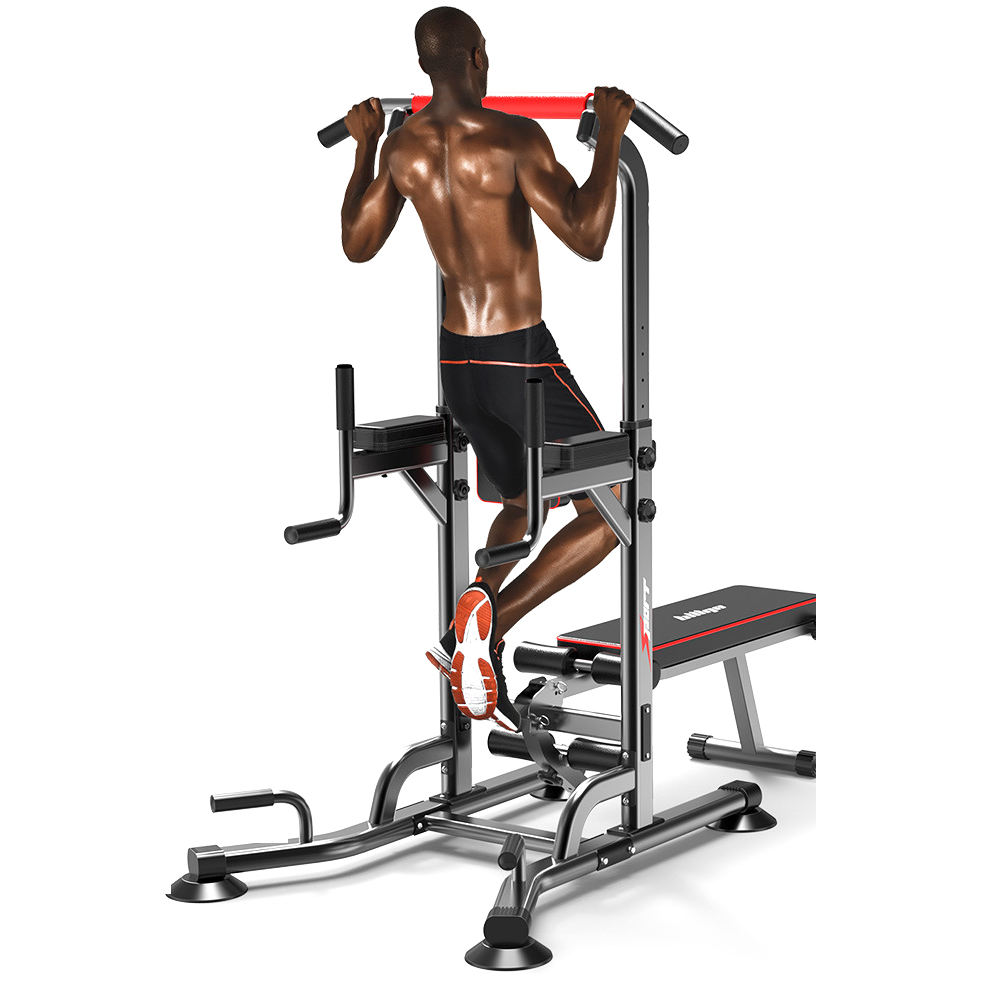 various series of muscle training No deformation pull up power tower