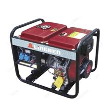 LingBen Machinery 3kVA 4kVA 5kVA Open Type Recoil/Electric Start Diesel Generator Portable Prices In India