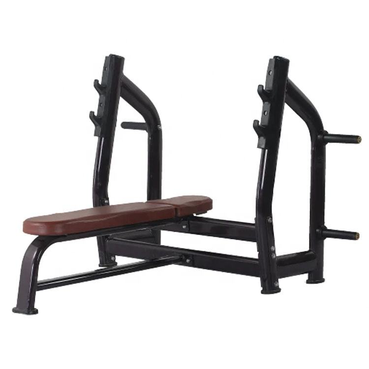Gym Fitness Commercial Flat Weight Bench