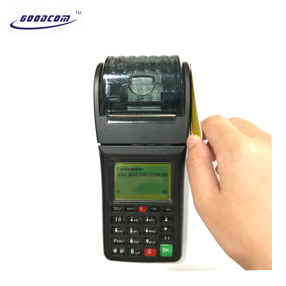 GT6000SA All in One Draadloze Credit Debet Card Machine POS Betaling Machine