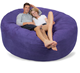 Extra Large Sofa 7ft Foam Extra Large Bean Bag Sofa