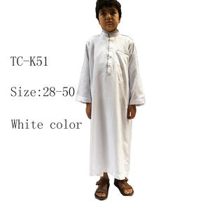 factory supply islamic+clothing jubba for boy kids clothing for muslim boy