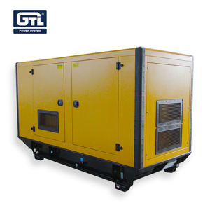 10 year GTL R D manufactory DCEC Customized 5/75/375/1000 kw kva silent diesel generator