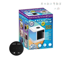 Portable Ac Air Condition With 7 Colors LED Lights Cool Air Conditioner Air Cooler For Home Use