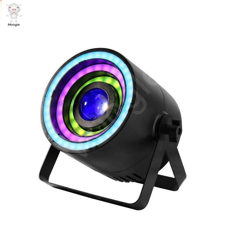 2020 Hot Sale Kombinasi Seri 40 W RGBW Par LED COB Light Klub Malam DJ Disko Lampu