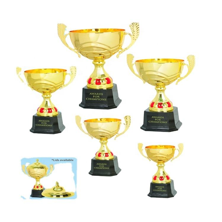 Wholesale customized sports trophy