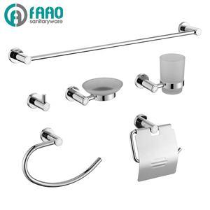 FAAO High Quality bathroom accessory set