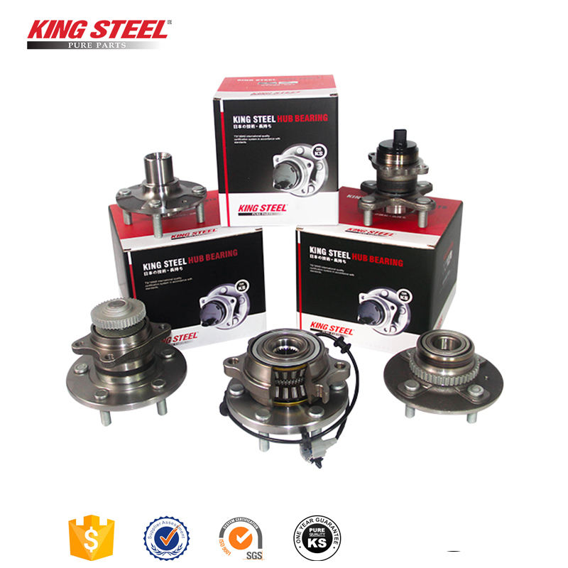 King Steel Japan Car Auto Rear Front Wheel Hub Bearing For Mitsubishi Lancer Toyota Hilux Hiace Altis Wish Yaris Rav4 Suzuki