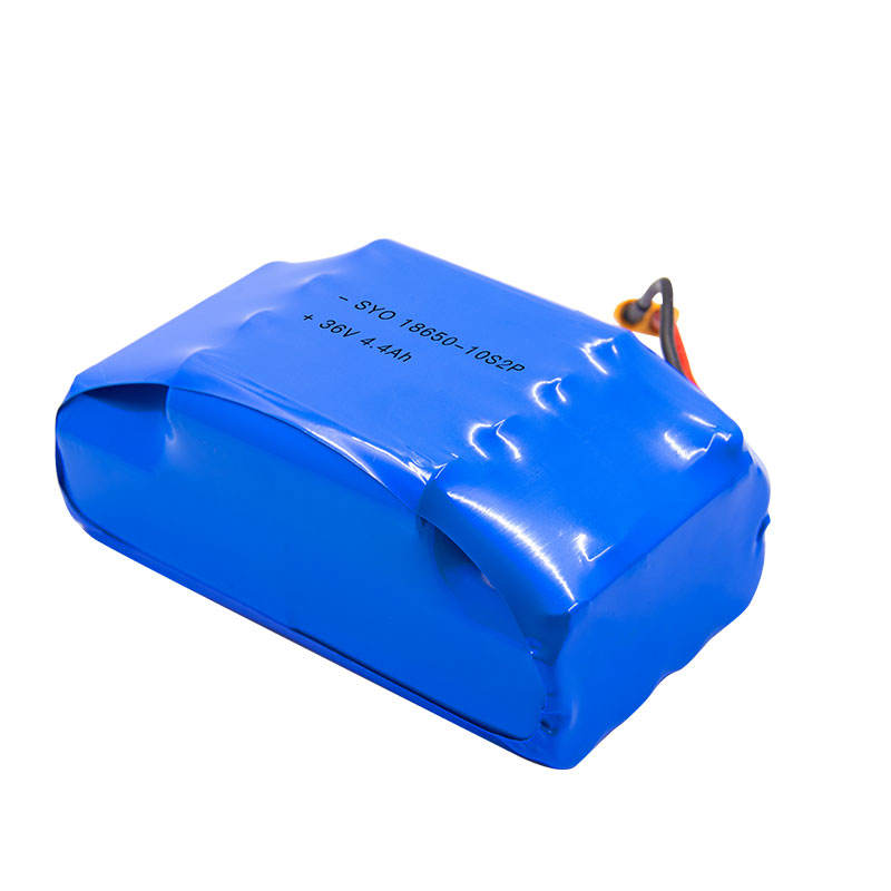 10S2P 18650 battery pack torsion car balance e-scooter hoverboard power lithium battery bulk 36V 4400mAh