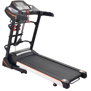 latest motorised gym folding home treadmill LIFE Fitness Deluxe Commercial Treadmill With TV