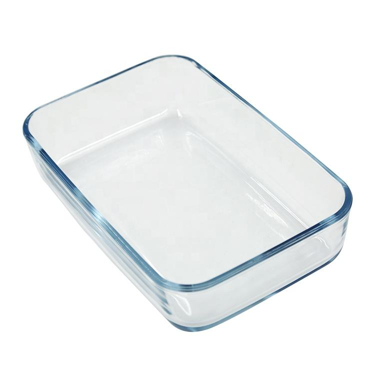 Large Square Glass Baking Dish/Pan/Tray/Plate