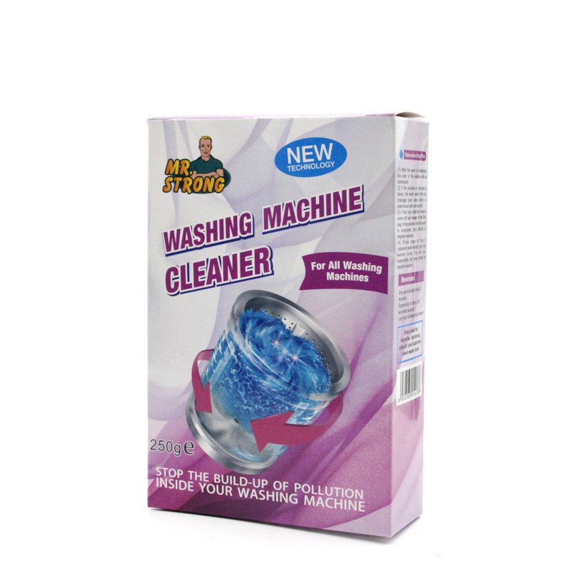 Best selling washing machine cleaner with strong cleaning powder