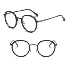 New Arrival Vintage spectacles eyeglasses round optical frame eye glass