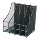 Metal Mesh File Document Organizer Magazine Holder Rack Organizer Racks Multipurpose Use to Display Files